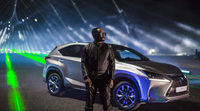 Will.I.Am y Lexus crean un espectáculo audiovisual
