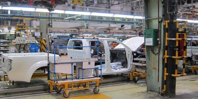 Graves cambios en la factoría de Nissan en Barcelona