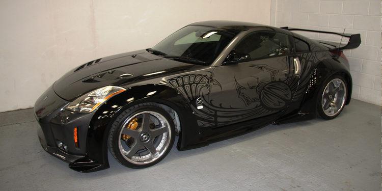 A la venta el Nissan 350z de Fast&Furious: Tokyo Drift