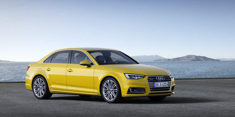El nuevo Audi A4 en versión S-Line al completo en vídeo