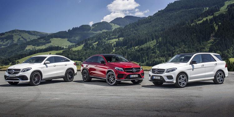 Nuevo Mercedes AMG GLE: Porque los SUV también apasionan