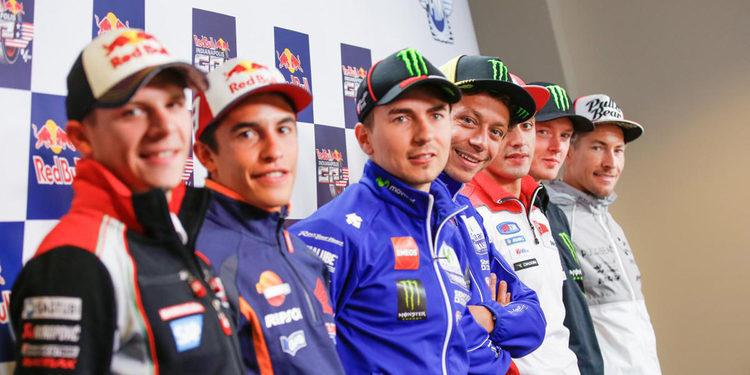Conferencia de prensa del GP de Indianápolis MotoGP 2015