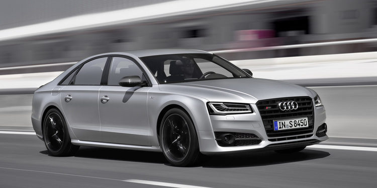Nuevo Audi S8 Plus: Sólo para inconformistas