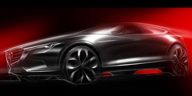 Mazda adelanta nuevo SUV con el Koeru concept