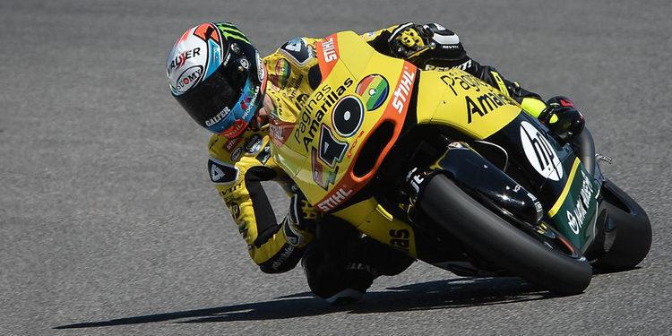 Rins y Rabat conquistan Indianápolis en Moto2