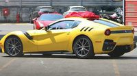 Nuevas imágenes del Ferrari F12 GTO-Speciale