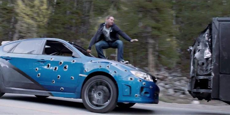 5 películas de coches para ver una tarde de domingo