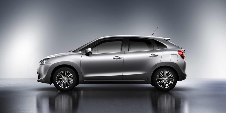 El nuevo Suzuki Baleno será desvelado en Frankfurt