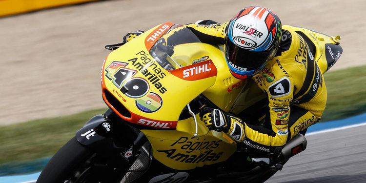 Alex Rins gana su primera carrera de Moto2 en Indy