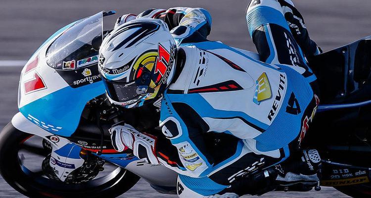 Livio Loi se estrena en Moto3 por estrategia