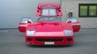 El Ferrari F40 más caro de la historia