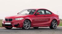El BMW M2 podría ser presentado en octubre