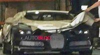 Primera imagen del nuevo Bugatti Veyron