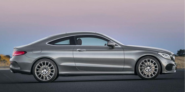 Nuevo Mercedes-Benz Clase C Coupé ¡Filtrado!