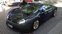 Extraño híbrido del Bugatti Veyron y el Ford KA