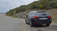 Prueba: Peugeot 308 SW - equipamiento y detalles