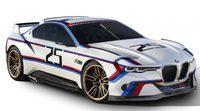 BMW presenta en Pebble Beach el 3.0 CSL Hommage R
