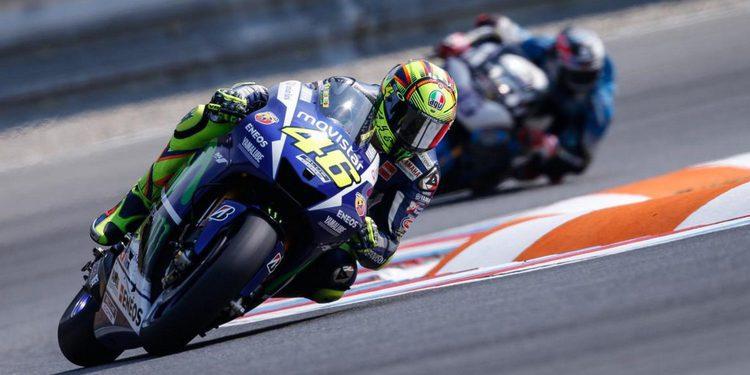 Márquez y Lorenzo al frente el viernes en Brno