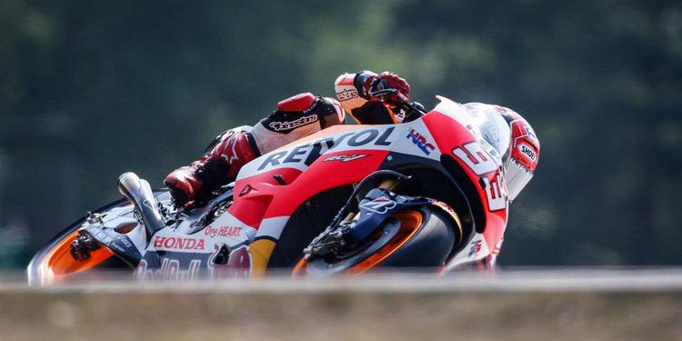 Jorge Lorenzo obtiene la pole con autoridad en el GP República Checa