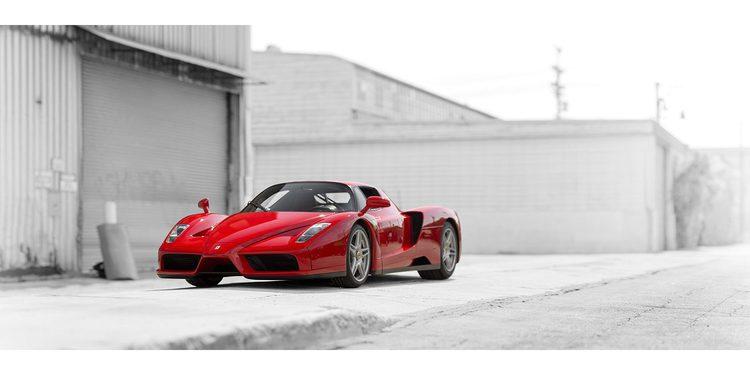 El Ferrari Enzo más caro de la historia y último fabricado