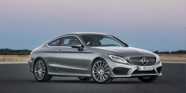 Nuevo Mercedes Benz Clase C Coupé: Técnica e imágenes