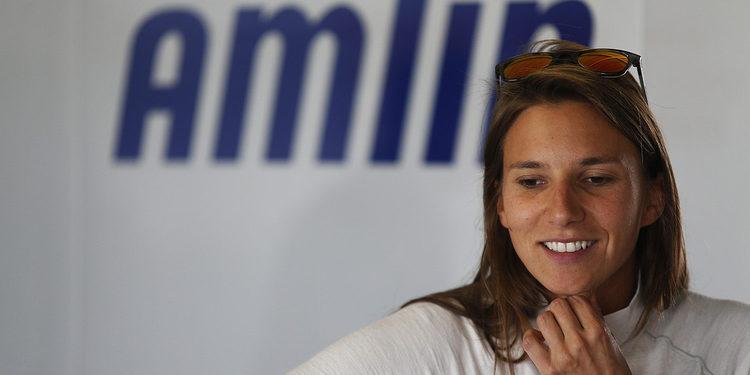 Simona de Silvestro ficha por Andretti en la Fórmula E