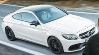 ¡Filtrado! Nuevo Mercedes AMG C63 Coupé