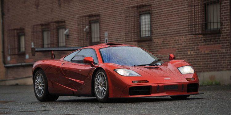 El McLaren F1 LM más caro de la historia en Monterrey 2015