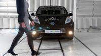 Nissan desarrolla un sistema de alerta para peatones