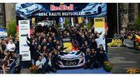Resumen Rally Alemania 2014: Neuville y Hyundai en lo más alto