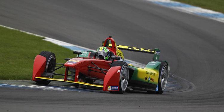 Di Grassi, el más rápido en la pretemporada de Fórmula E