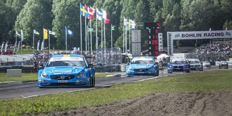 Volvo Polestar de nuevo campeón en el STCC