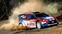 Kubica y Prokop ausentes en el Rally de Australia