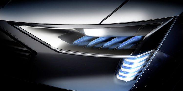 Audi quattro e-tron concept, anticipo del Q6