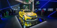 Lada Rosneft es la estrella en Rusia