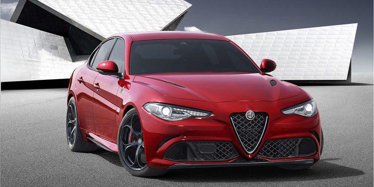 Vídeos del Alfa Romeo Giulia 510 CV a fondo Nürburgring