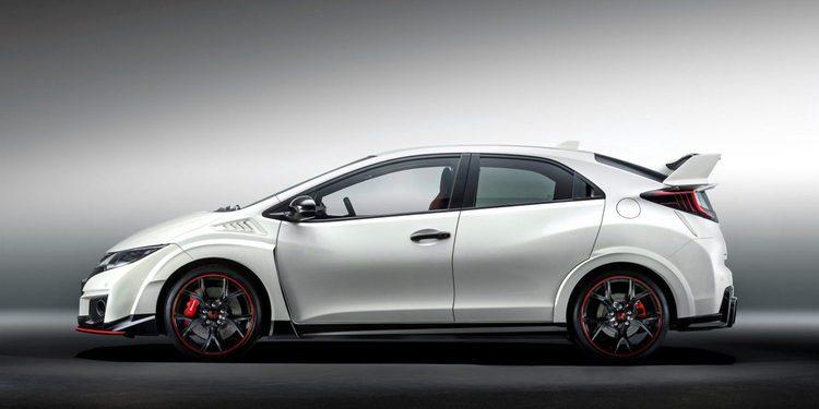 El nuevo Honda Civic Type-R de Fernando Alonso