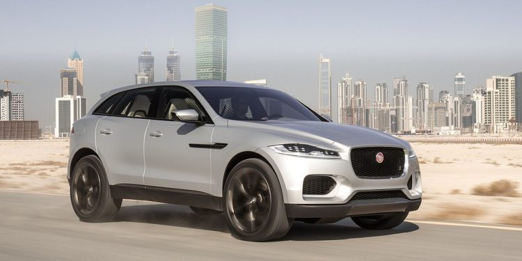 Jaguar podría crear nueva familia de modelos crossover