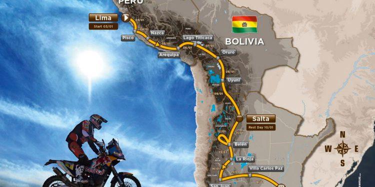 Perú se retira del Dakar 2016