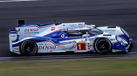 Toyota Racing llega a Nürburgring bien preparado