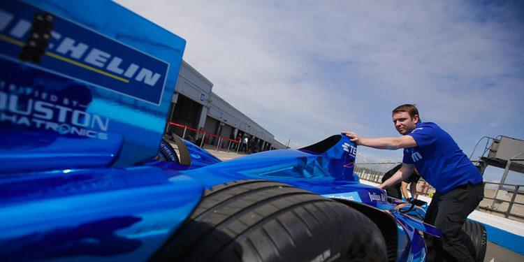 Andretti cambia propulsor para la Fórmula E