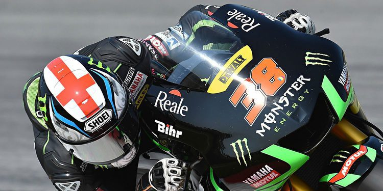 Bradley Smith renueva con el Yamaha Tech3 para 2016