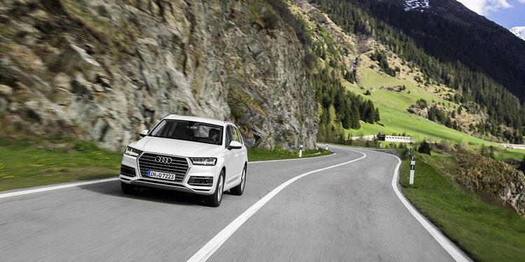 Audi incorpora el asistente predictivo a su Q7 y A4