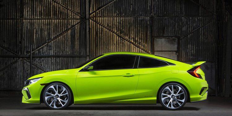 Honda lanza el Civic 2016 americano en septiembre