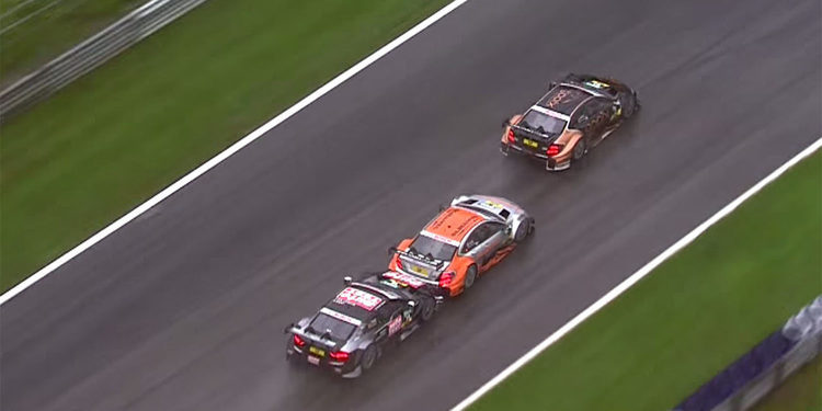 Dura sanción para Audi Motorsport en el DTM