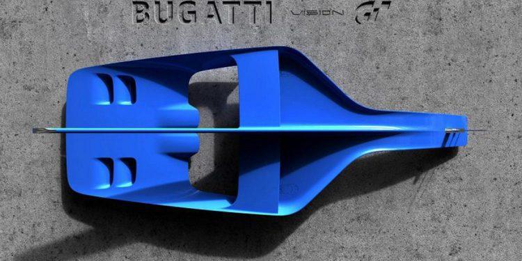 Última hora: Nuevo teaser del Bugatti Vision Gran Turismo