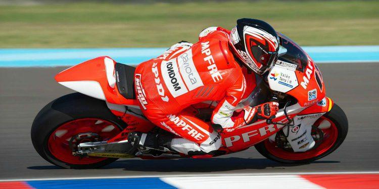 El IRTA frena la vuelta de Nico Terol al mundial de Moto2