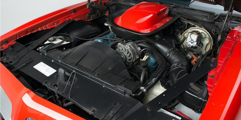 Raro Pontiac Firebird Trans Am Super Duty manual de 1974 a subasta