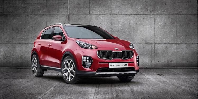¡Presentado! Nuevo Kia Sportage