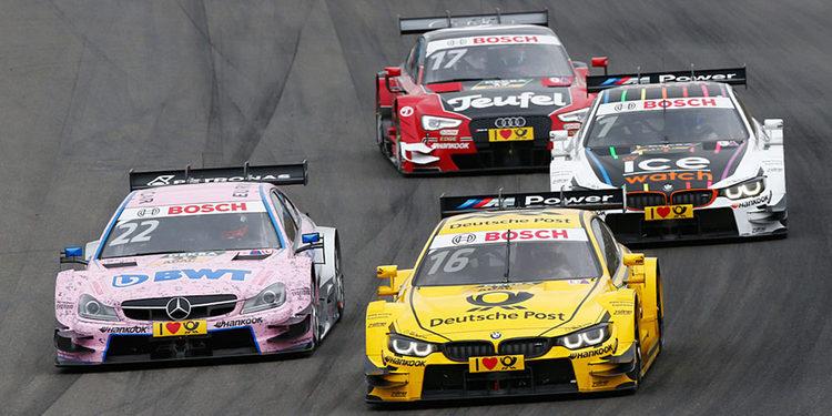 El DTM llega a Moscú tras la sanción a Audi Motorsport